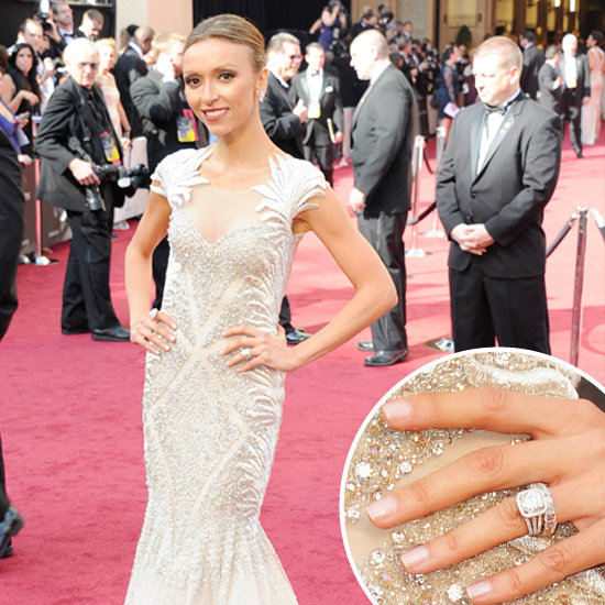 Giuliana Rancic: Her Oscars Nails