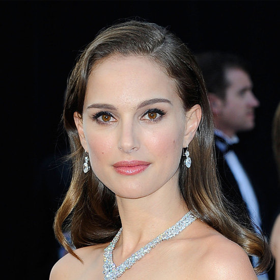 Natalie Portman: Oscars Beauty Look For 2012