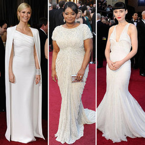 Oscars Red Carpet Trend: White Dresses Spotted on Celebrities Rooney Mara, Gwyneth Paltrow, Octavia Spencer & more!