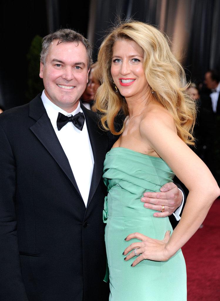 Chris Miller and Laura Gorenstein