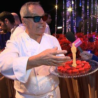 Wolfgang Puck 3D Dessert For Oscars