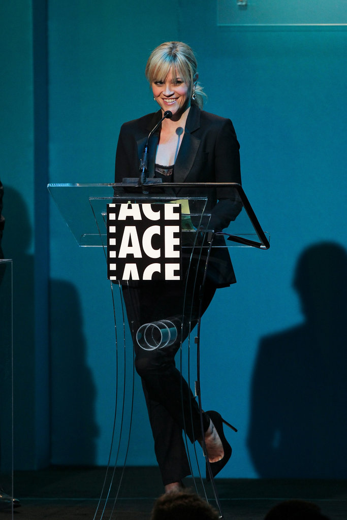 Reese Witherspoon was a presenter at the ACE Awards.