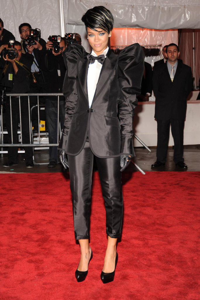 Rihanna's Red-Carpet Style