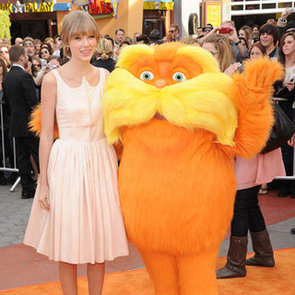 Taylor Swift, Zac Efron, Ed Helms Pictures at The Lorax LA Premiere