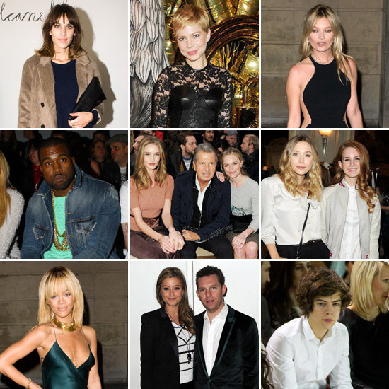 Check Out All the Front Row Celebrities at London Fashion Week So Far!