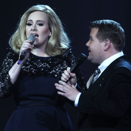 Adele Flips the Bird at Brit Awards (Video)