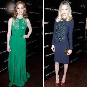 Kate Bosworth Pictures at Charlie Chaplin Party