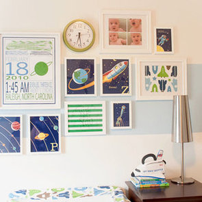 Nursery Design Gallery Wall Pictures