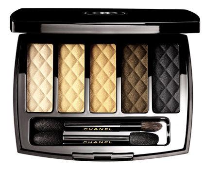Sneak Peek: Chanel Ombres Matelassées 51, Montaigne Palette