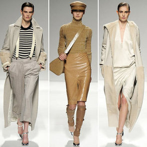 Runway Review and Pictures from Max Mara at 2012 A/W MilanFashion Week