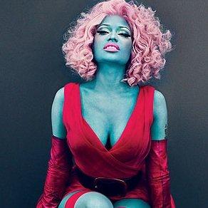 Nicki Minaj Vogue Magazine March 2012 Issue