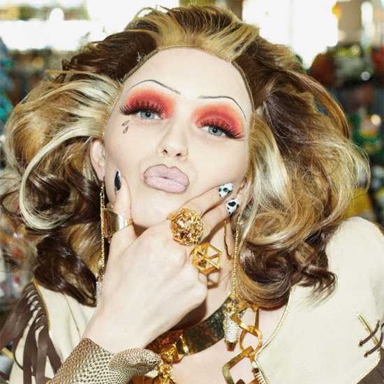 Abbey Lee Kershaw and Coco Rocha Get a Drag Queen Makeover in Vogue Italia
