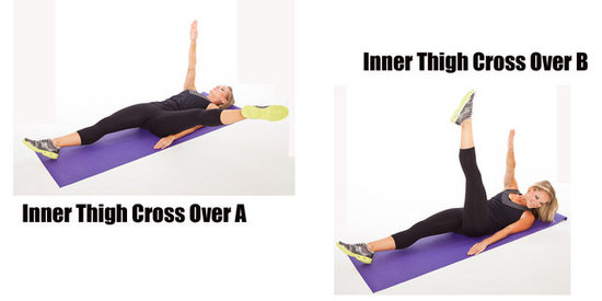 Inner Thigh Cross Over