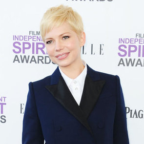 Michelle Williams, Kirsten Dunst, Zoe Saldana, Jessica Chastain Step Out For the Independent Spirit Awards: See Who Wore What!