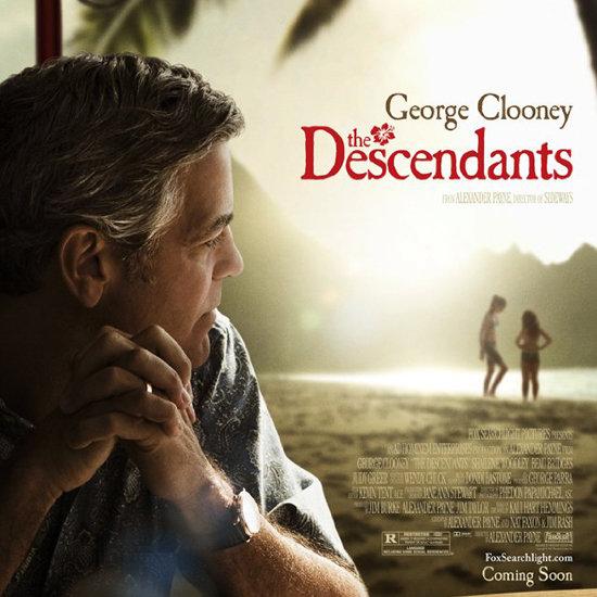 The Descendants Wins 2012 Oscar Best Adapted Screenplay