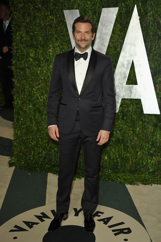 Bradley Cooper at the Vanity Fair party.