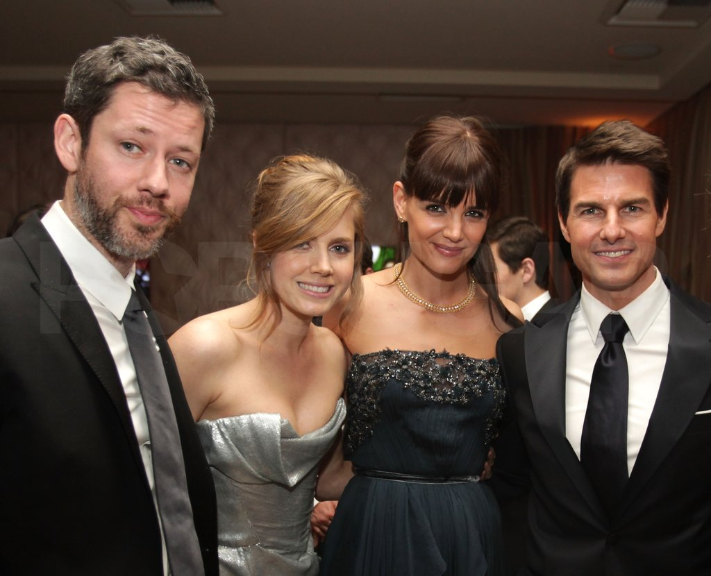 Darren Le Gallo, Amy Adams, Katie Holmes, Tom Cruise