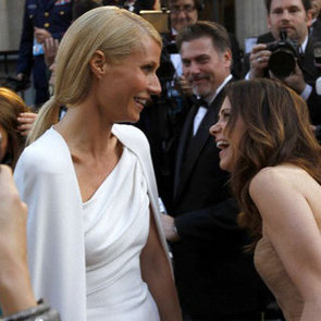 Best Red Carpet Pictures From Oscars 2012