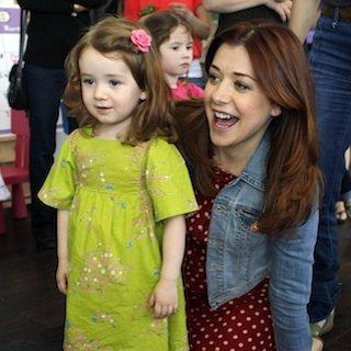Alyson Hannigan Talks Motherhood and Potty Training