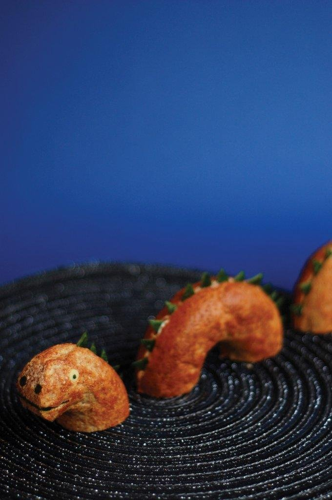 The Loch Ness Bagel Monster