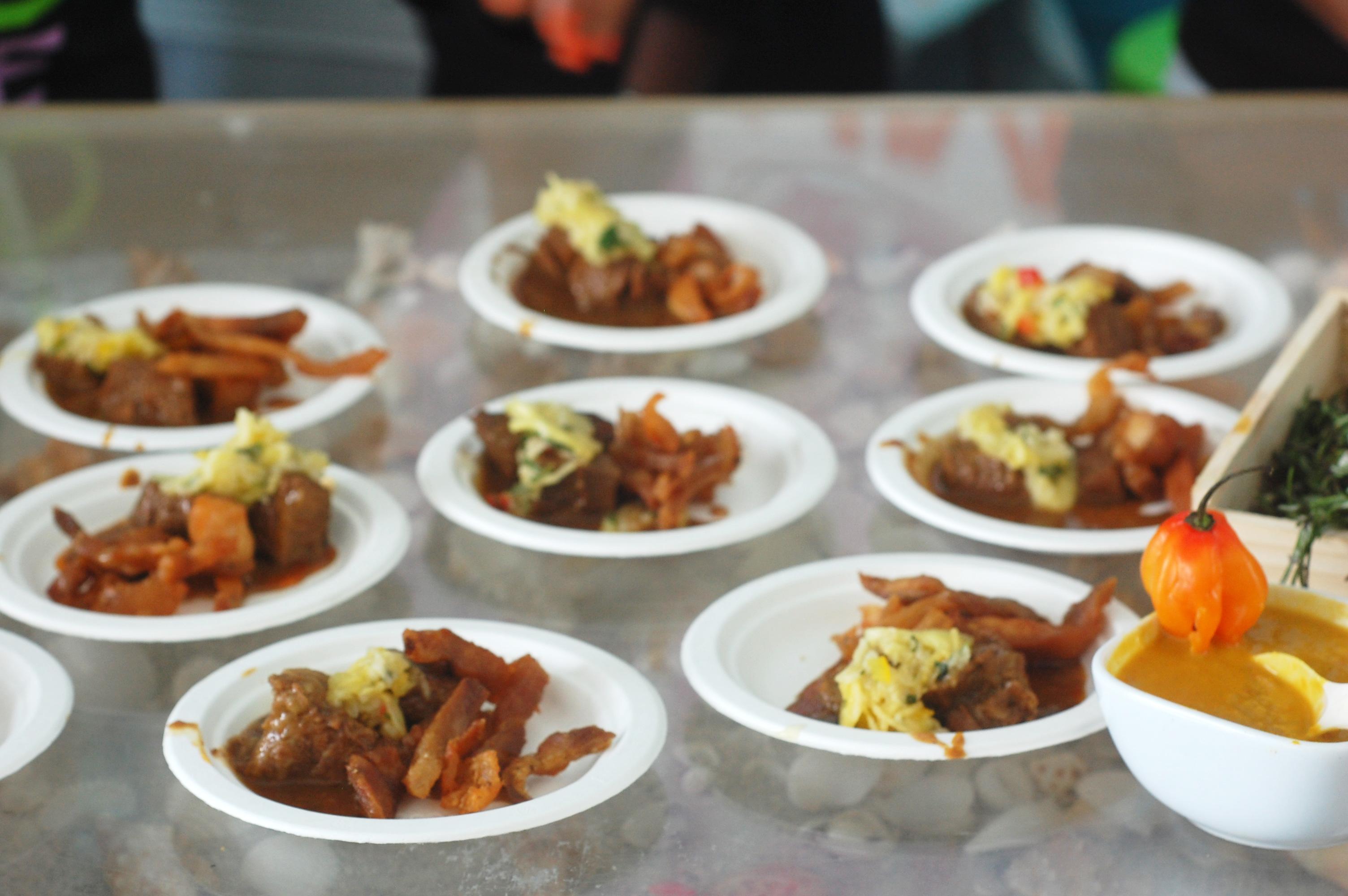Barbados Food