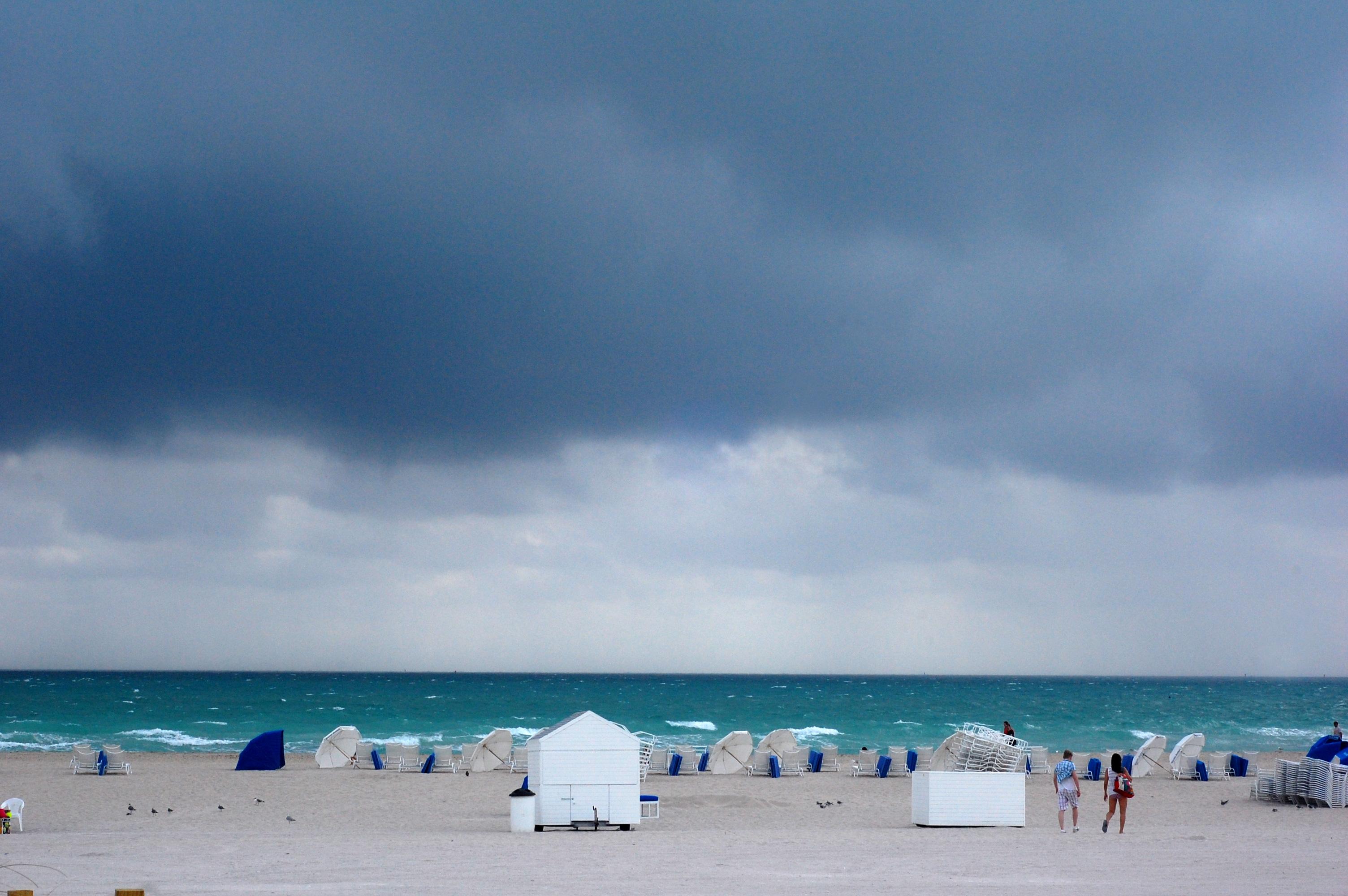 Ominous Clouds