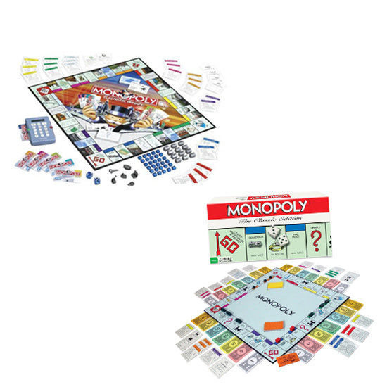 Monopoly: Banking Goes Digital