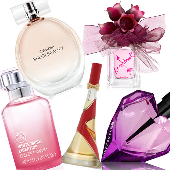 10 Recently Released Perfumes