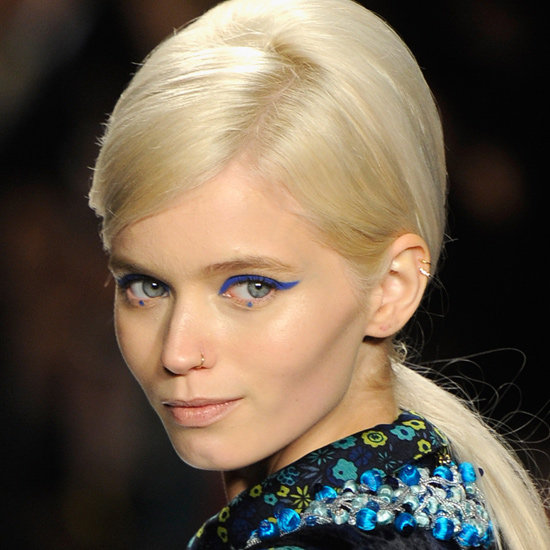5 Autumn Winter 2012 Hair and Makeup Styles