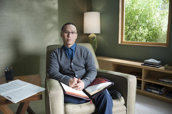 BD Wong as Dr. Lee in Awake.