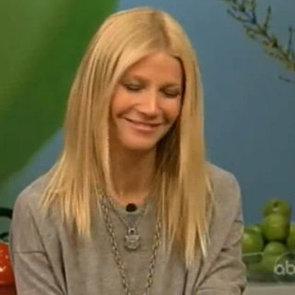 Gwyneth Paltrow on The Chew (Video)