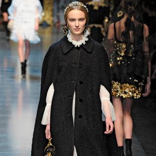 Milan Fashion Week Trend Report: Opulence