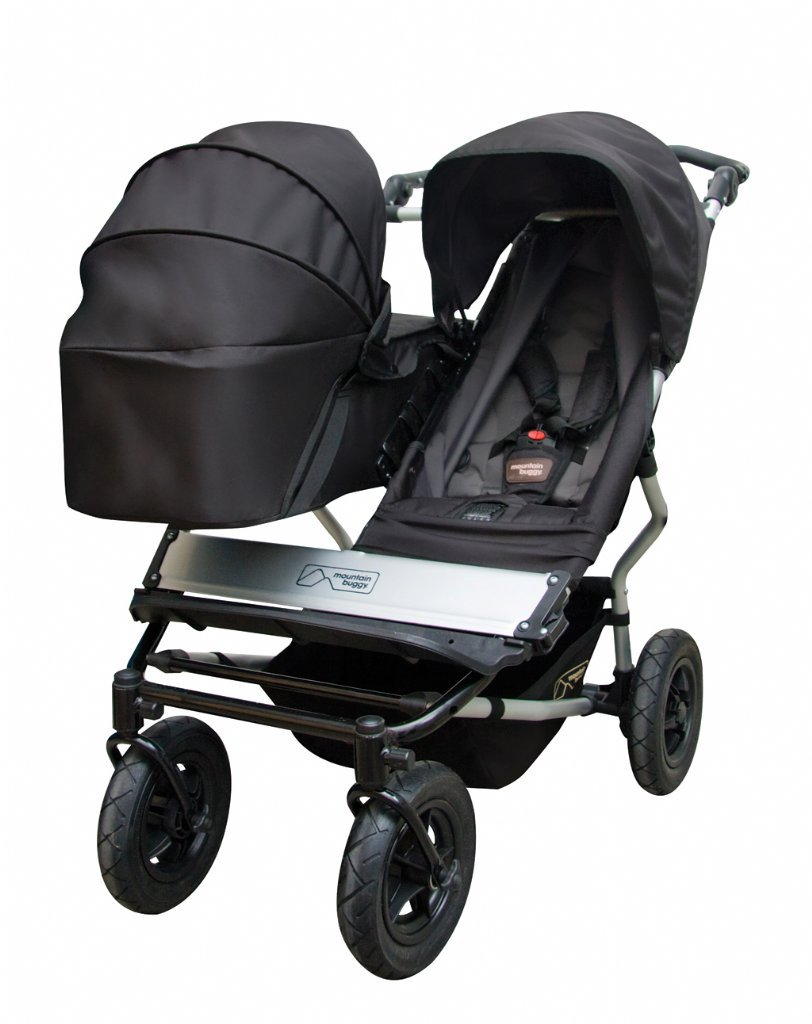 Mountain Buggy Duet Stroller ($545)