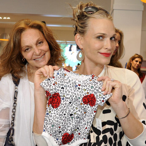 Diane von Furstenberg For Gap Launch Party Pictures