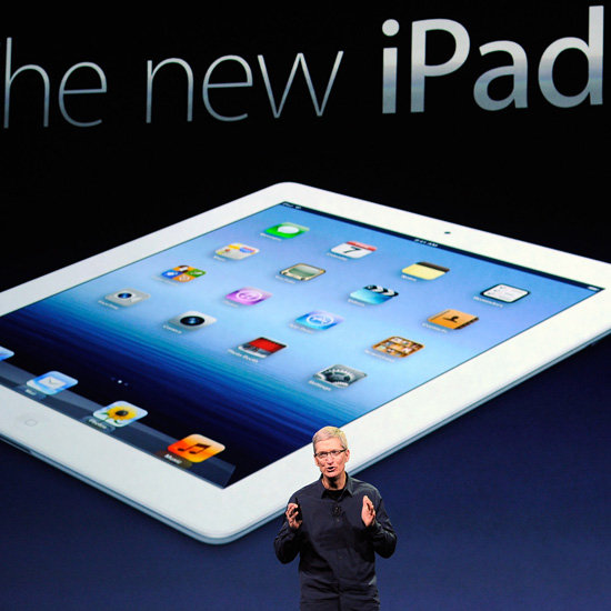New Apple iPad 2012 Details