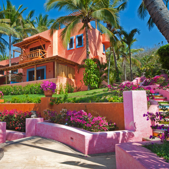 Enjoy a Colorful Spring Break in Mexico