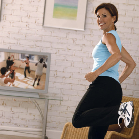 How to Get More Out of Fitness DVD Workouts