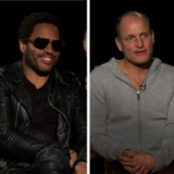 Woody Harrelson and Lenny Kravitz Interview (Video)