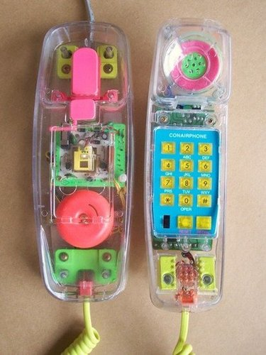 See-Through Phones