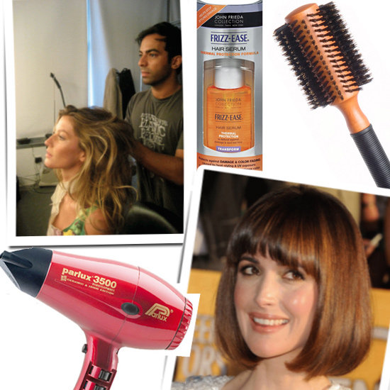 Gisele's Hairstylist Shares His Favourite Products