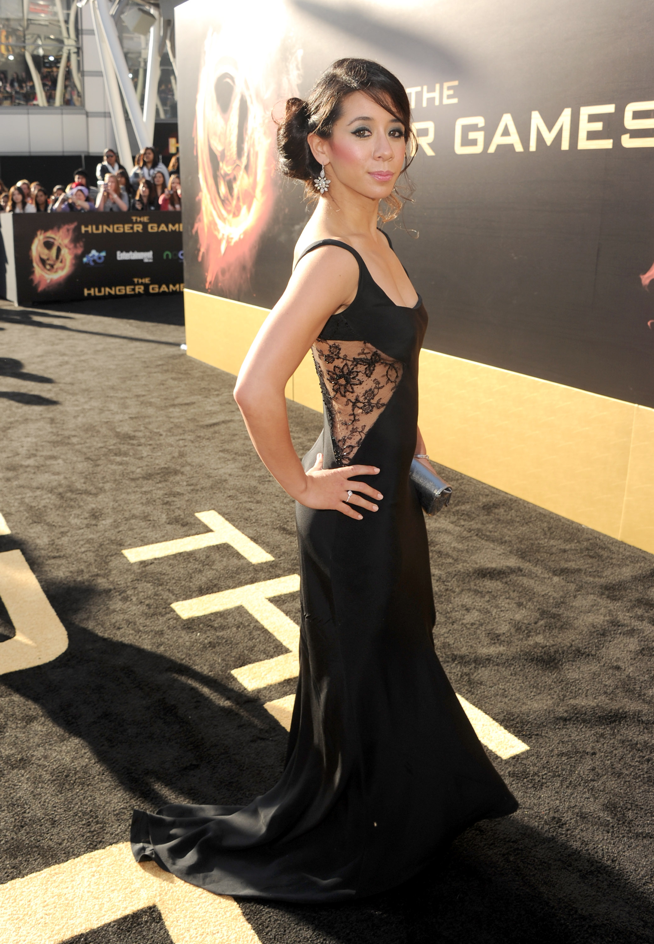 The Hunger Games World Premiere Pics —See Miley, Liam, Josh, and Jennifer!