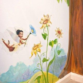 A Fairy Princess Playroom