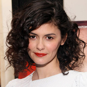 Audrey Tautou at a NYC Screening of Delicacy