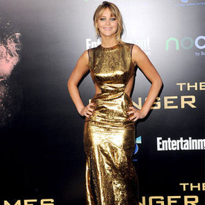 Hunger Games World Premiere Interviews (Video)