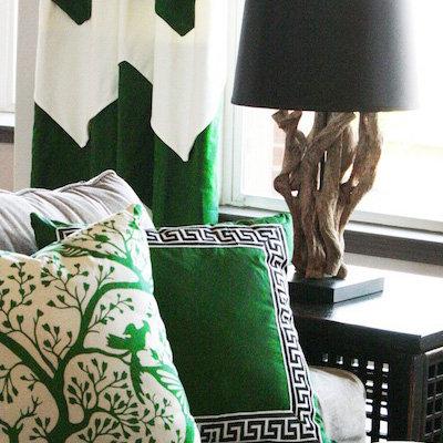 Kelly Green Home Decor