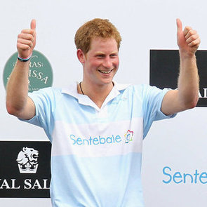 Prince Harry Interview