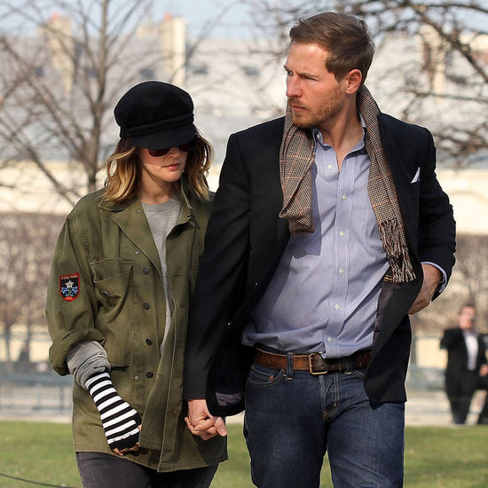 Drew Barrymore and Will Kopelman Holding Hands Pictures