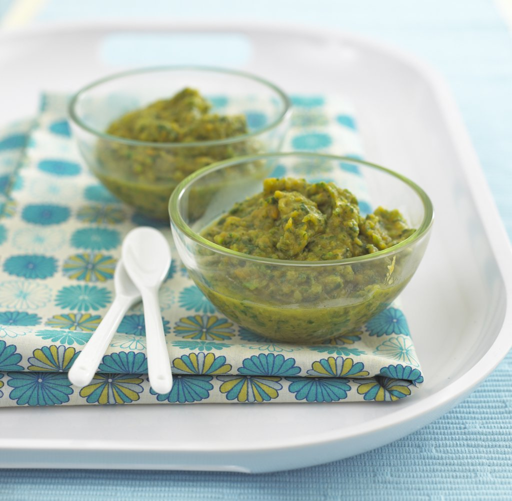 Annabel Karmel's Green Vegetable Recipes