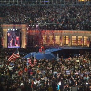 Analysis and Reaction to Barack Obama's Acceptance Speech at Invesco Field Denver