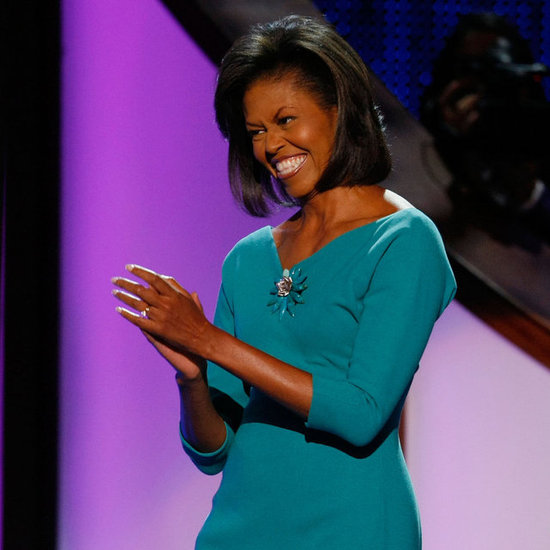 Was It Fab That Michelle Obama Stuck With a Hometown Designer For the Convention?